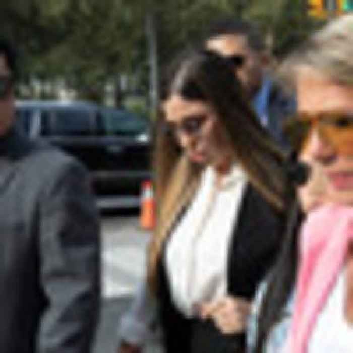 Wife of drug kingpin El Chapo pleads guilty to US drug charges