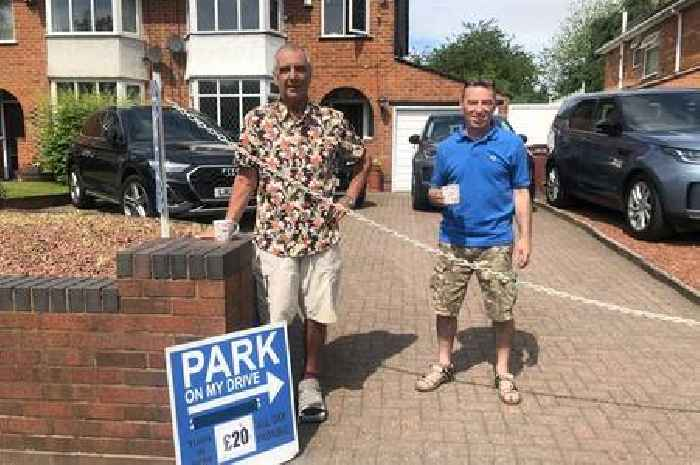Neighbours could make £1,000 in five days - just for having a drive