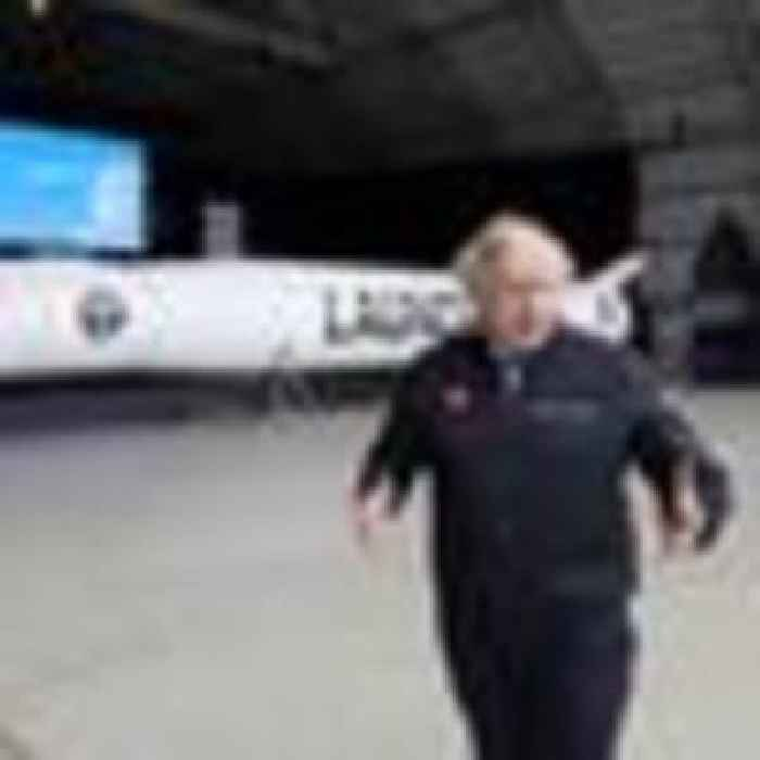 Branson plots $3bn SPAC merger to launch Virgin Orbit on to stock market