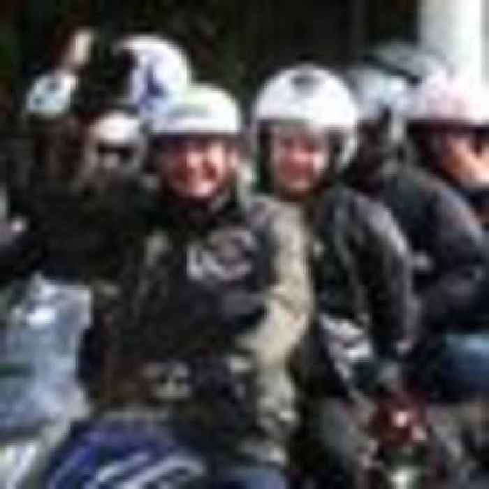 Brazil's president fined for not wearing mask at bikers' rally