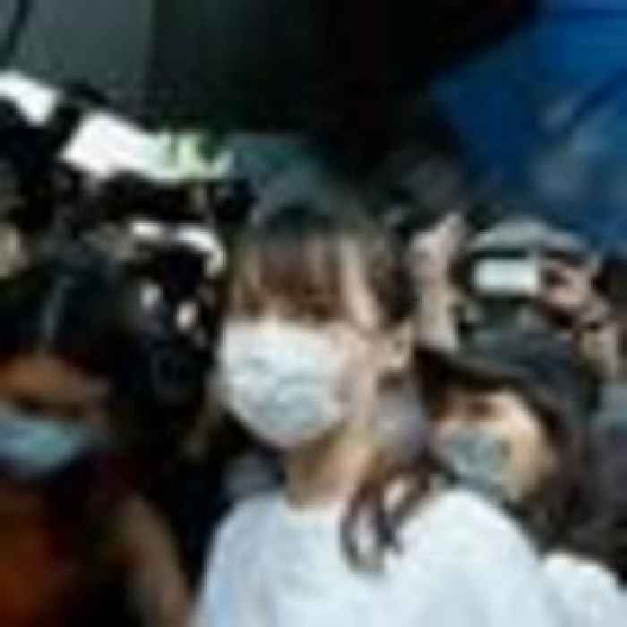 Prominent Hong Kong pro-democracy activist released from prison