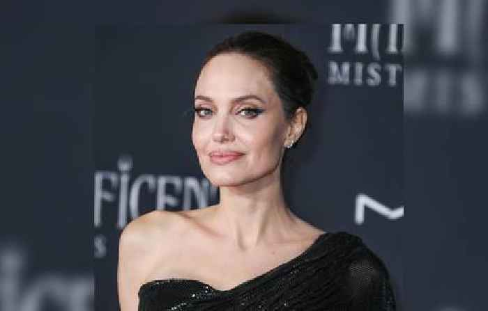 Angelina Jolie Spotted Entering Ex-Hubby's Dumbo Digs With Wine And No Security In Sight