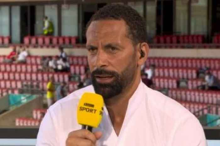 Ferdinand says Southgate left out England's only player who can 'unlock things'