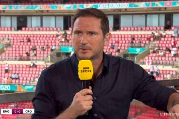 Frank Lampard opens up on