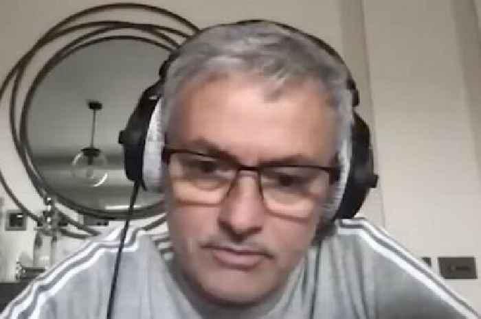 "Jose Mourinho ""cried"" at Christian Eriksen collapse - prayed for ex-Spurs star"