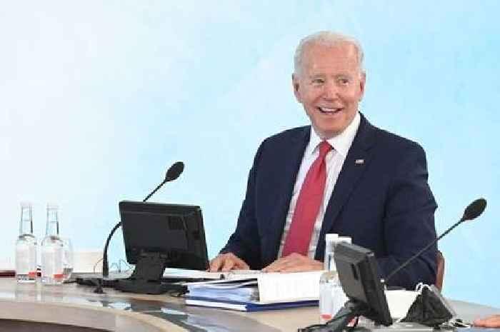 Queen will host President Biden for tea at Windsor Castle today