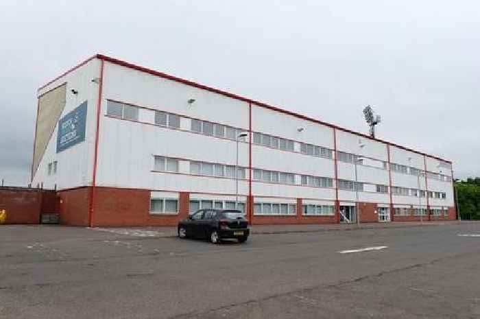 Scots football club to turn part of stadium into rehab for addicts