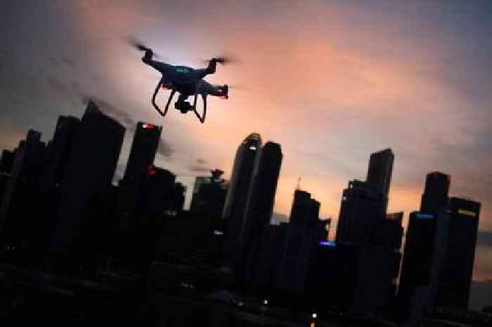 Chinese city deploys fleet of 60 lockdown drones to keep people inside