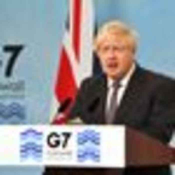 PM rejects claims of 'moral failure' by G7 on vaccines - and says Brexit row left no 'sour taste'
