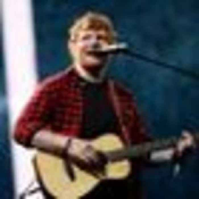 Home video of Ed Sheeran singing in school production of Grease to be sold at auction