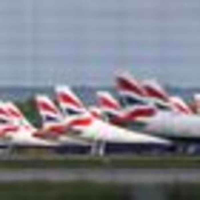 Air passenger numbers collapse - but which airports saw the biggest decline?