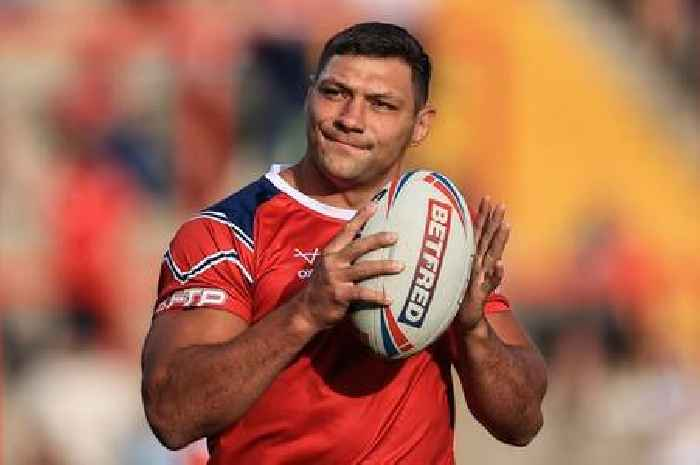 Tony Smith's message to Hull KR winger Ryan Hall after England snub