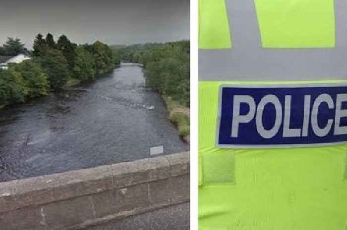 Teenager dies in River Clyde tragedy