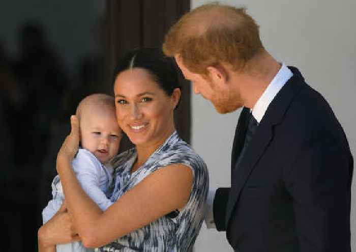 Meghan Markle's Father Reacts to Granddaughter Lilibet; Slams Oprah Winfrey For