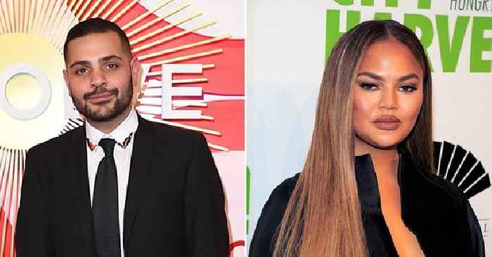 'Project Runway' Alum Michael Costello Reveals He's Still Waiting For Chrissy Teigen To Apologize: 'Actions Speak Much Louder' Than 'Notepad' Apology