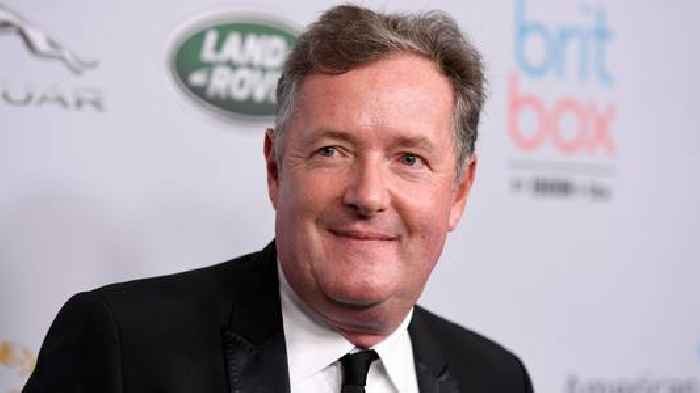 Piers Morgan Is Still Yapping About Prince Harry and Meghan Markle's 'Yapping' (Video)