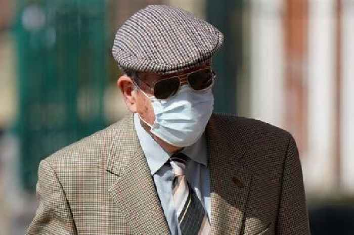 Pensioner appears in court charged with murdering his wife in 1982