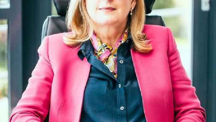 SHS Group boss Elaine Birchall awarded honorary MBE