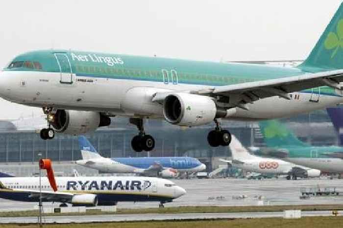 Aer Lingus suspends launch of transatlantic flights from Manchester