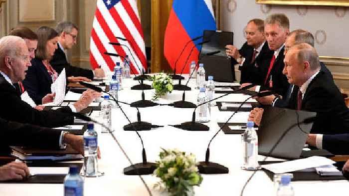 Biden And Putin Make Some 'Progress' In Talks Despite Starkly Differing Views