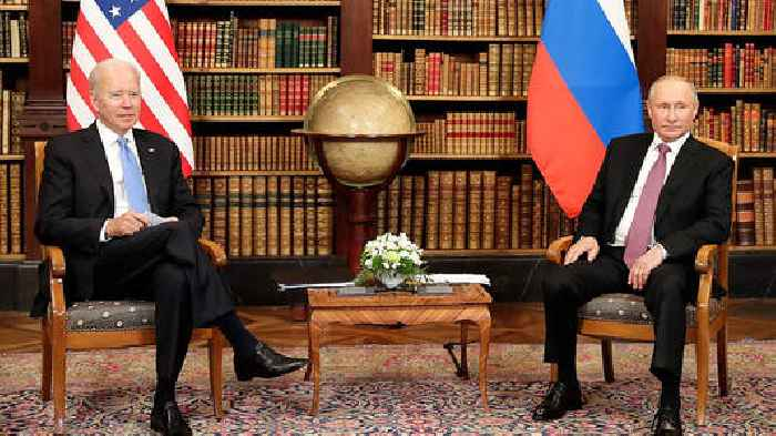 Putin Characterizes Summit With Biden As 'Constructive'