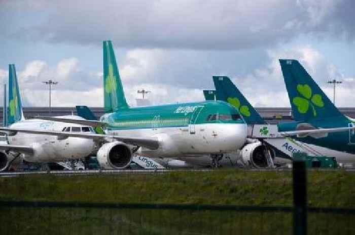 Aer Lingus postpones planned launch of transatlantic flights from Manchester