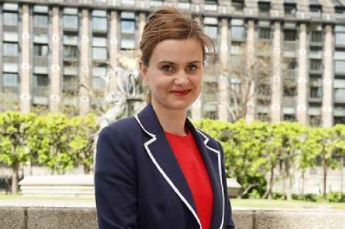 Family of MP Jo Cox pays tribute five years after her murder