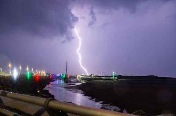 Met Office forecast for Wales as Spanish Plume thunderstorms hit UK