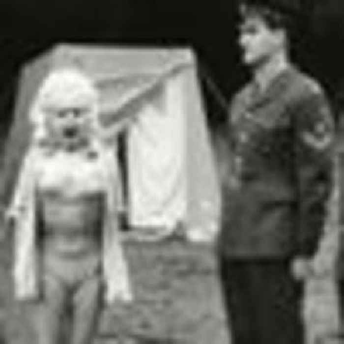 Barbara Windsor's 'iconic' Carry On Camping bikini sells for £9,500 at auction
