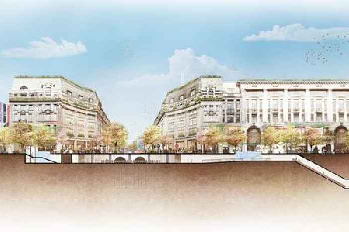 Work to pedestrianise Oxford Circus to begin this summer
