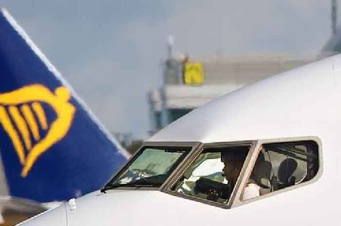 Ryanair to lead legal fight against UK Government travel traffic light system