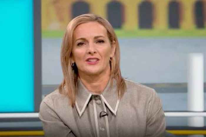 Gabby Logan apologises for BBC coverage of Wales v Turkey