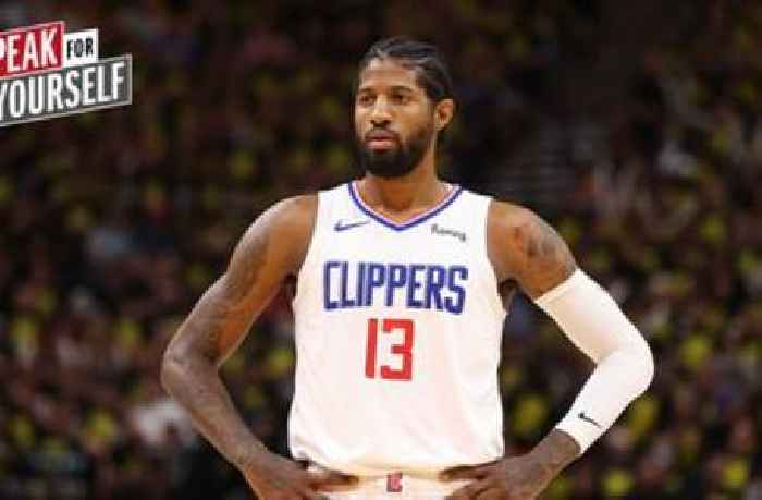 """Marcellus Wiley: The Clippers will have """"grown-man sweep"""" tonight with Playoff P, compromised Jazz team I SPEAK FOR YOURSELF"""