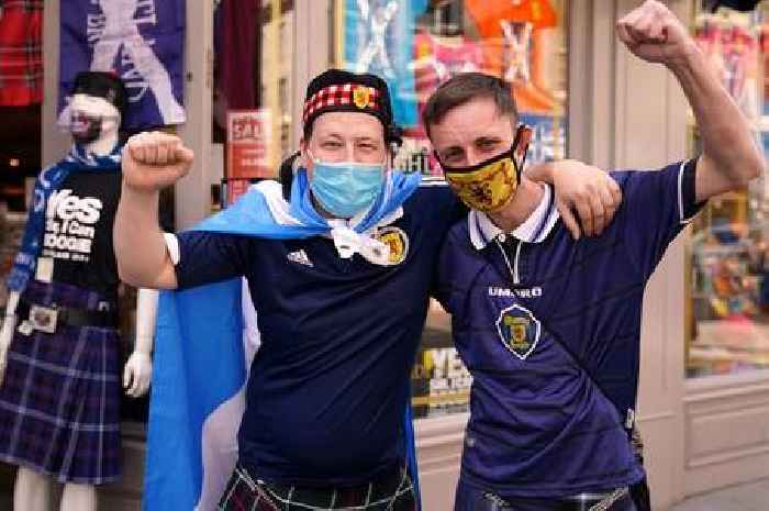 What time is Scotland vs England kick off today - Euro 2020 TV channel info