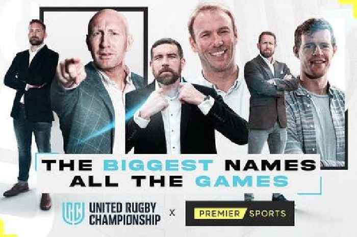Premier Sports secure TV rights for new United Rugby Championship