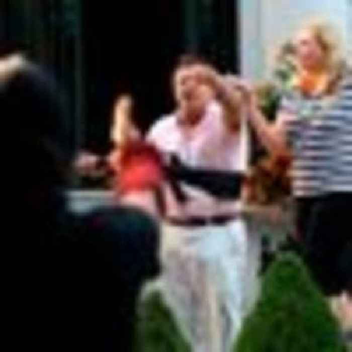 St Louis gun-waving couple pleads guilty to misdemeanours, unapologetic after hearing