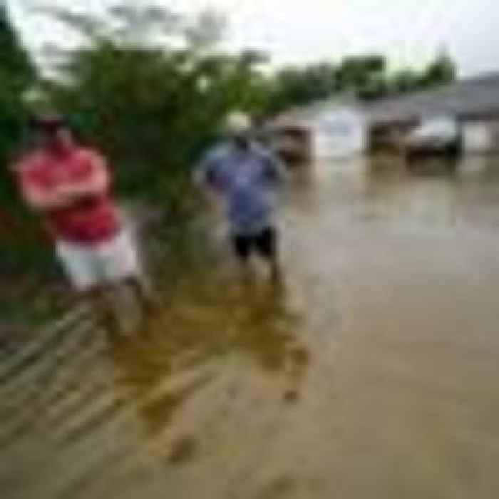 Tropical Storm Claudette brings flooding to southeast US