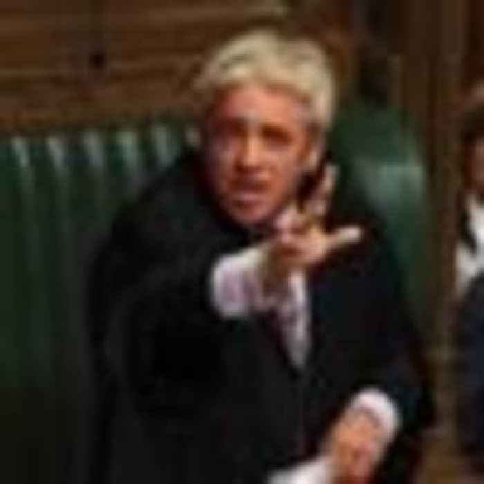 Former Commons Speaker and Tory MP John Bercow joins Labour Party