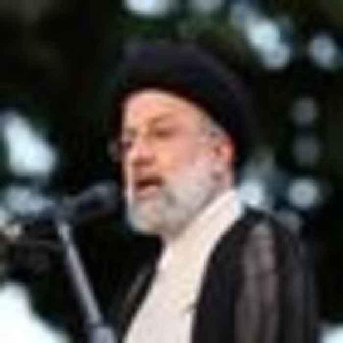 Hardline cleric set for landslide victory in Iran presidential election