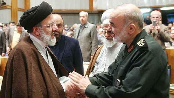 Iran: IRGC Pledges Support For Raeisi's Administration