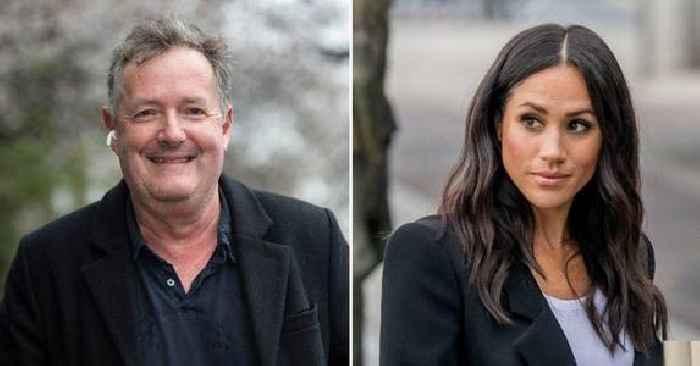 Piers Morgan Dubs Meghan Markle 'Princess Pinocchio' In Latest Attack Amid Rumors Of 'Good Morning Britain' Return
