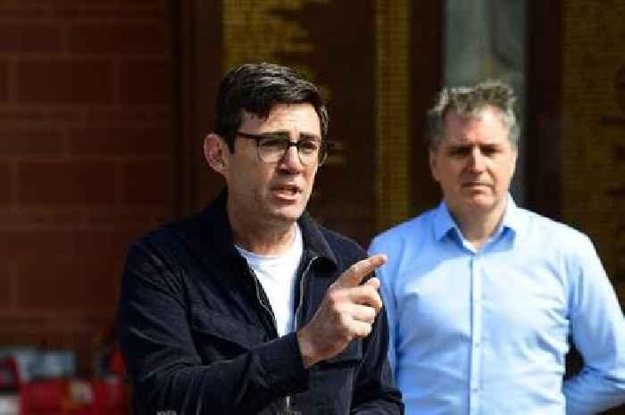 Nicola Sturgeon slaps down Andy Burnham by accusing him of playing politics