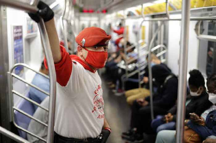 New York City Subway Crew Shortage Forced the Cancellation of 5,355 Trains