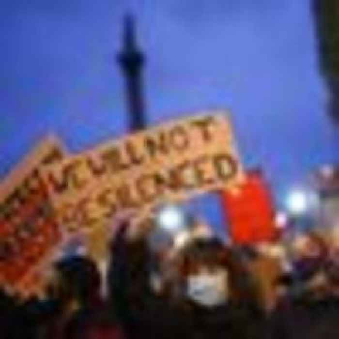 Police, Crime, Sentencing and Courts Bill: MPs and peers criticise protest curbs