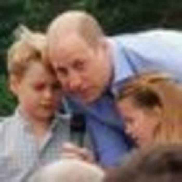 Prince William celebrates 39th birthday after being pictured at running event with George and Charlotte