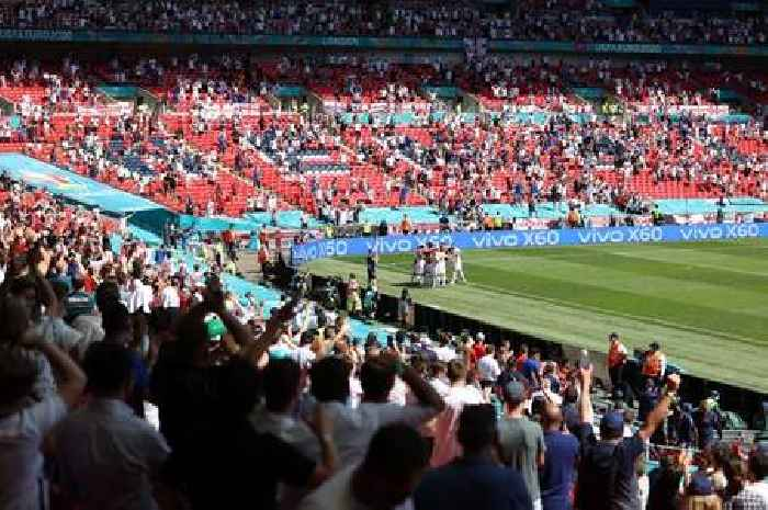 Boost as over 60,000 fans allowed at Wembley for Euro 2020 semi-finals and final