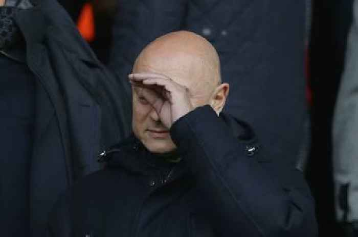 Daniel Levy 'wasn't involved' in Spurs opting against Paulo Fonseca as next boss
