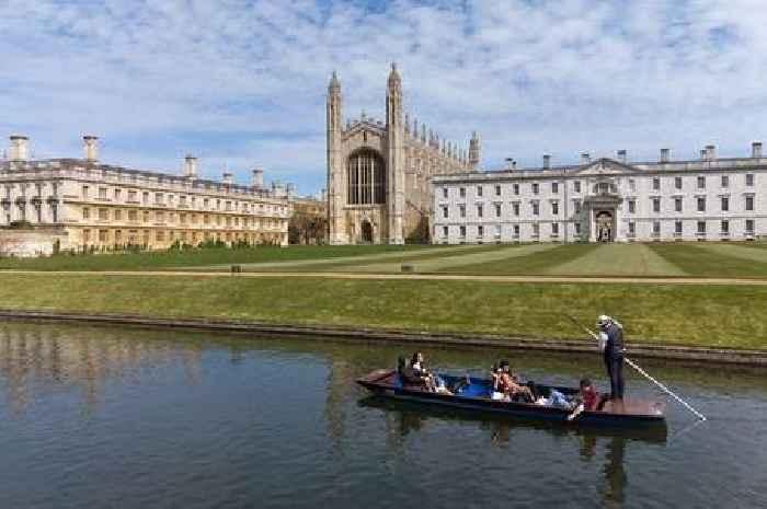 Cambridge University expands bursary scheme to support more students
