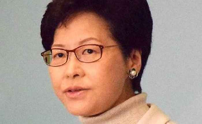 Hong Kong's Leader Justifies Arrest Of Apple Daily And Next Digital Journalists