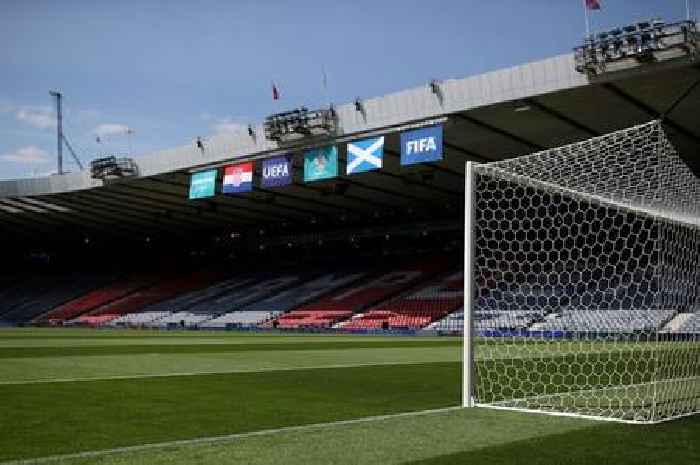 Scotland vs Croatia – in pictures